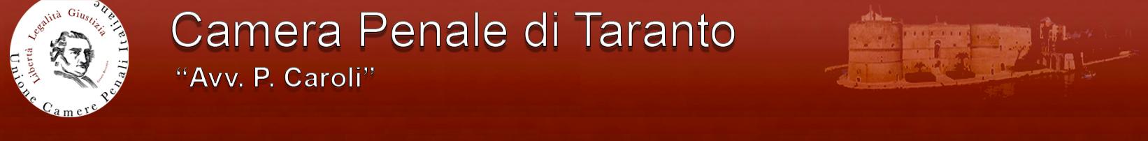 Camera Penale Taranto